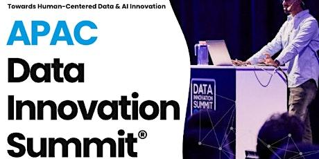 APAC Data Innovation Summit 2020 entradas