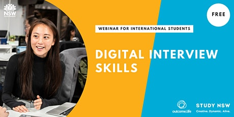 Digital Interview Skills: How to perform well tickets