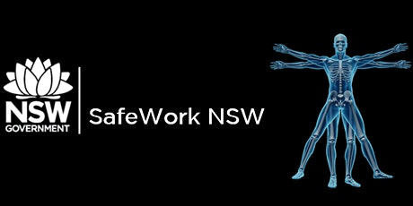 SafeWork NSW - 手工作业者的健康与安全研讨会 - 如何预防工作中的腰肌劳损 tickets