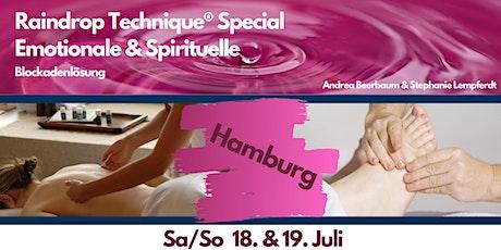 Raindrop Technique® Special emotional & spirituell 18./19. JULI in Hamburg Tickets