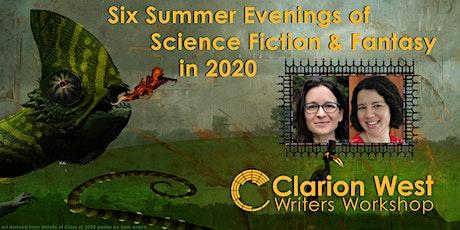 Summer of SF&F Series w/ Tina Connolly & Caroline M. Yoachim tickets