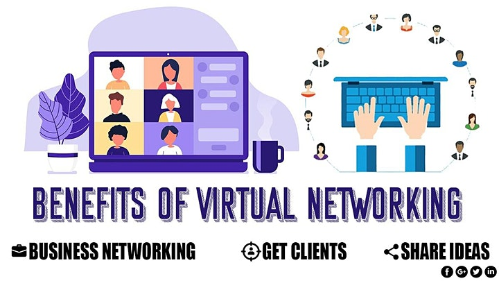 NewYork's Exclusive Virtual Business & Startup Networking- Do 1 on 1 chat image