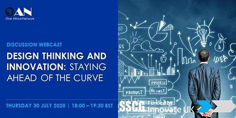 Design Thinking and Innovation: Staying Ahead of the Curve tickets
