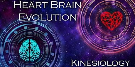 HEART BRAIN EVOLUTION KINESIOLOGY 6 DAY CLASS tickets