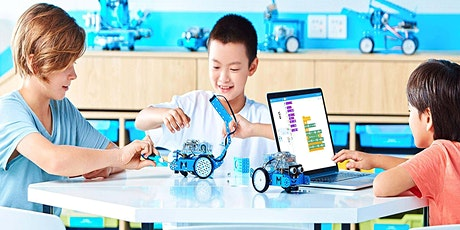 Kids Coding and Robotics Bootcamp at Blacktown (7-9years) tickets