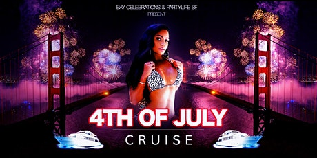 4th of July Cruise 2020 tickets