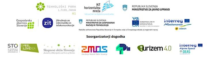 """""""Odpiranje podatkov za sodelovanje v turizmu 4.0 """" image"""