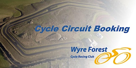 Wyre Forest CRC - Circuit Booking tickets