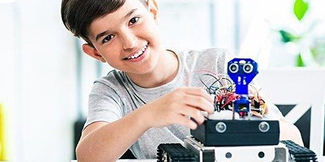 Kids Coding and Robotics Bootcamp at Blacktown (7-9 years) tickets