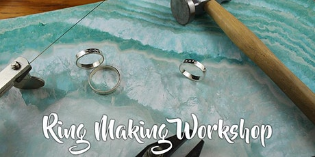 Silver Ring Making Workshop tickets