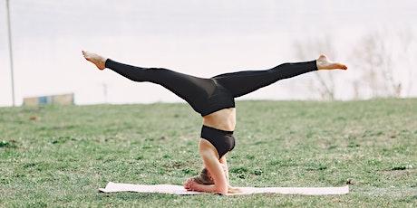 Lezione di Yoga al Parco Frassanelle biglietti