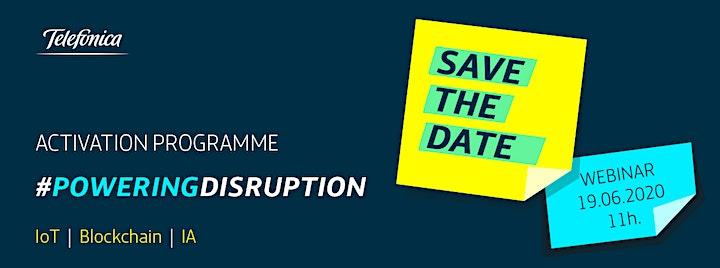 Imagen de Activation Programme | Powering Disruption