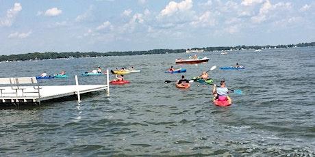 Syracuse Lake Poker Paddle hosted by Bumblebee Kayak Co, LLC tickets