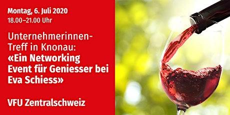 Unternehmerinnen-Treff, Zentralschweiz, 06.07.2020 Tickets