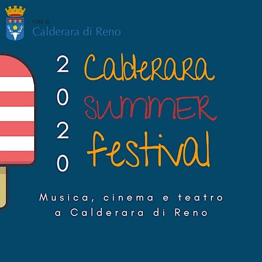 Calderara Summer Festival logo