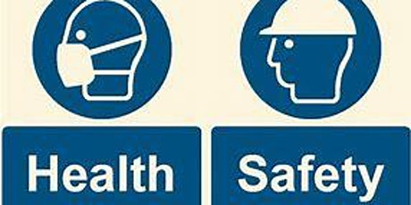 Health and Safety in the Workplace Level 2 (VTQ) Virtual Course tickets