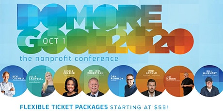 DO MORE GOOD Nonprofit Conference 2020 tickets