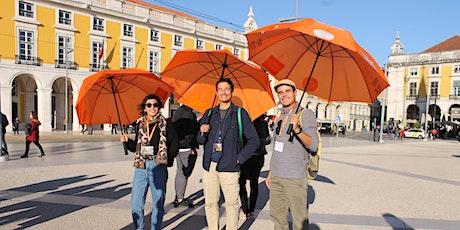 Free Tour Lisboa - El centro de la ciudad bilhetes