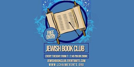 Jewish Book Club entradas