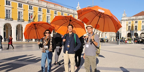 Lisbon Free Tour - the downtown area of the city entradas