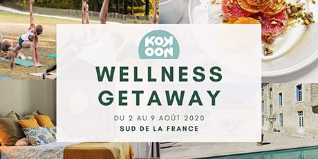 Wellness Getaway à Prémont du 2 au 9 août 2020 tickets