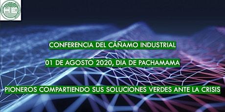 Conferencia del Cáñamo Industrial, el creador de empleos! entradas