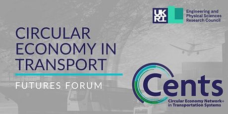 Circular Economy in Transport Futures Forum tickets