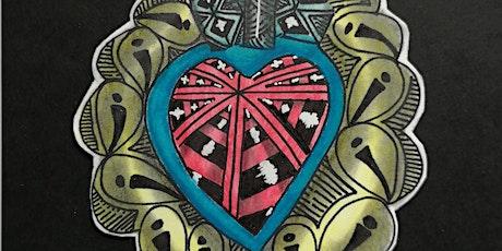 Milagritos Mexicanos con Zentangle - Online entradas