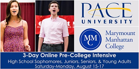 3-Day Online Pre-College Intensive tickets