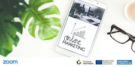 Building An Effective Marketing and Communications Strategy biglietti