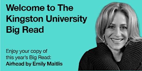 The Kingston University Big Read Book Club Week 8 tickets
