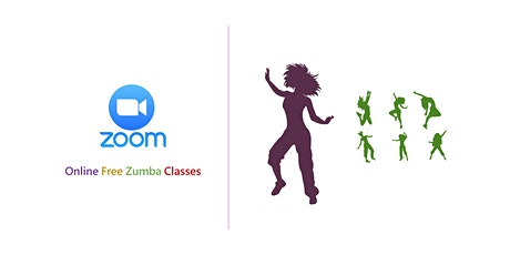 Free Online Zumba Class (every Wednesday & Sunday) tickets