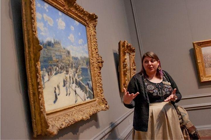 French Impressionism Art Tour at the National Gallery of Art Washington DC image