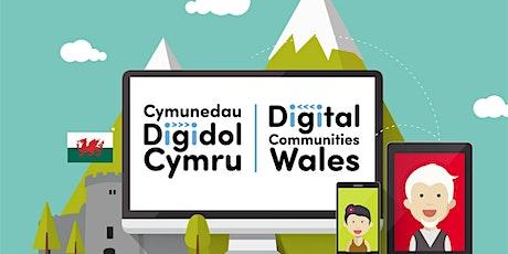 Cynhwysiant Digidol y Sector Iechyd/Digital Inclusion in Health Sector tickets
