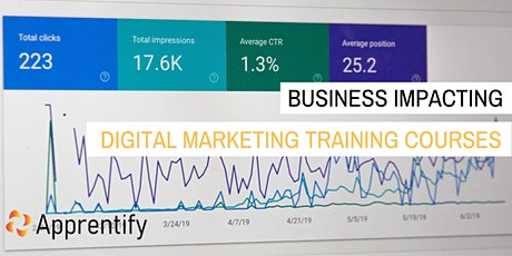 Apprentify - Google Ads for Business Course tickets