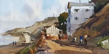 Andy Evansen-Painting Stronger Watercolors tickets