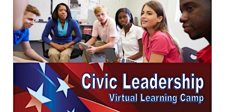 V-RAC 2! Civic Leadership Virtual Learning Camp- Session Six (Ages  18-24+) tickets