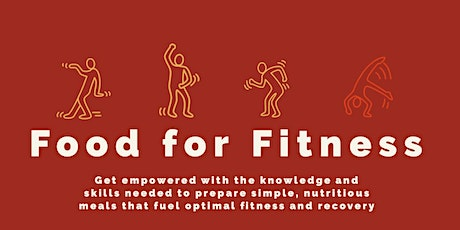Food for Fitness tickets