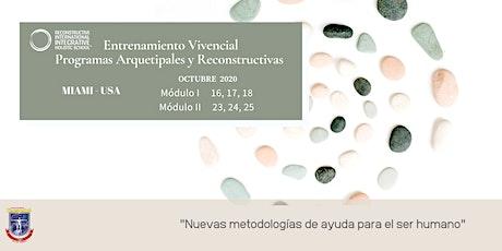 Certificación en Coaching Sistémico y Reconstructivas con Carola Castillo tickets