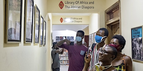 Tour of the Library Of Africa and The African Diaspora (LOATAD) tickets