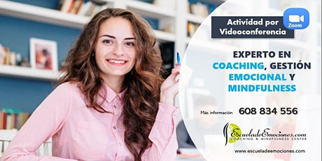 Master experto en Coaching, gestión Emocional y Mindfulness entradas