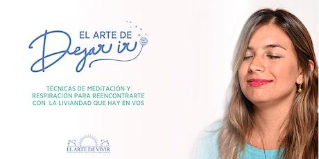 Clase de Prueba Gratis- Introducción al Curso Online de El Arte de Vivir en Uruguay entradas