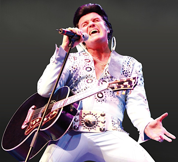Rusty Las Vegas Show - Elvis A Tribute to the King: Bild