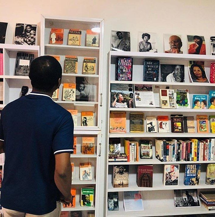 Tour of the Library Of Africa and The African Diaspora (LOATAD) image