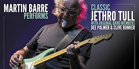 SHOW POSTPONED to 9/17/2021: Martin Barre Performs Classic Jethro Tull tickets