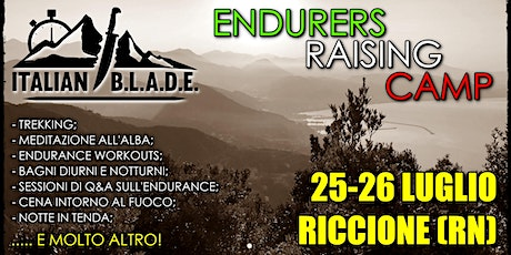 ITALIAN BLADE: ENDURERS RAISING CAMP tickets