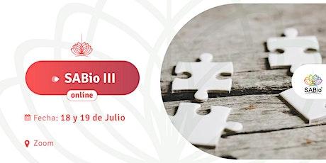SABio III - Niveles y Cualidades entradas