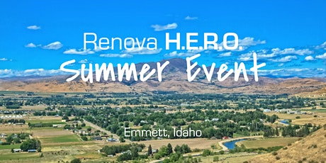 Renova H.E.R.O. Summer Event tickets