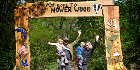 Nower Wood Open Day tickets