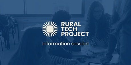 Rural Tech Project | Virtual Information Session tickets